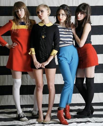 La Vie too young clothing power dressing