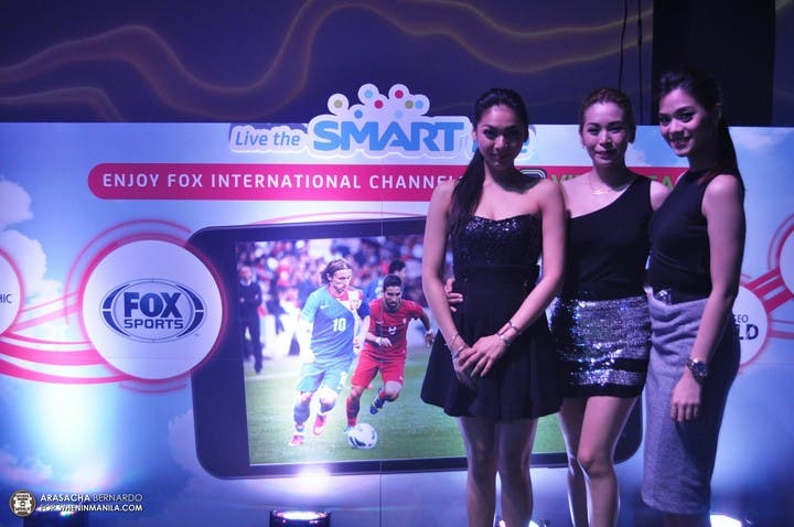 PLDT Home Smart and Fox Channels International Launch A New Wave of Entertainment Everywhere00007
