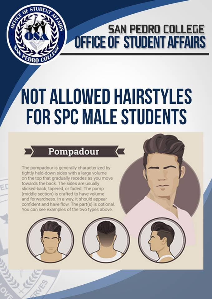 School Bans Trendy Hairstyles For Male Students 3
