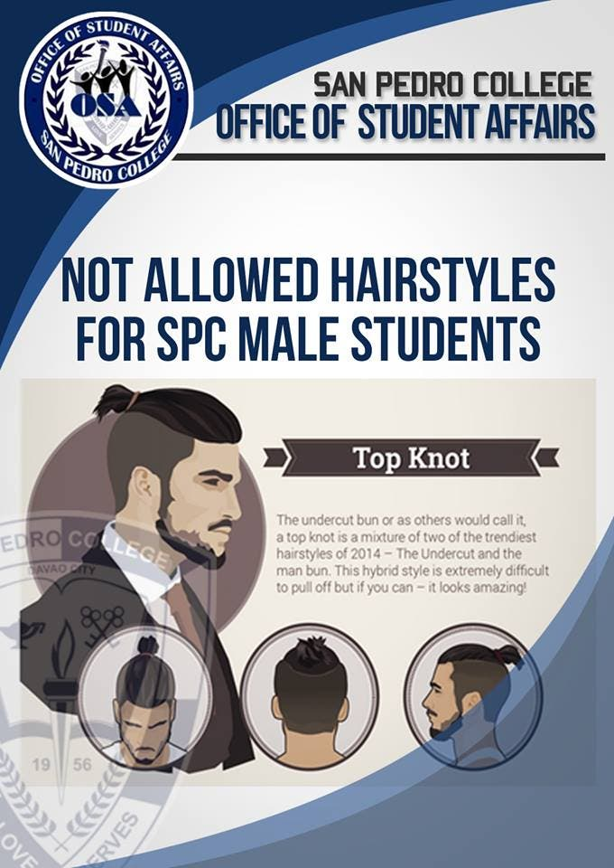 School Bans Trendy Hairstyles For Male Students