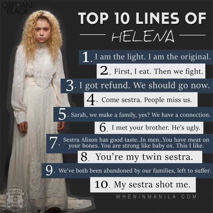 Top 10 Lines from the Clones of Orphan Black (3)