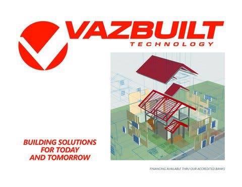 Vazbuilt modular housing pinoy inventions