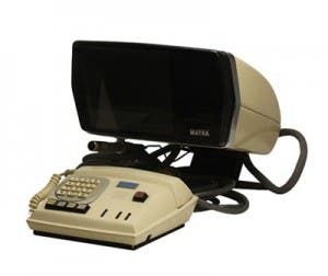 Videophone Pinoy invention