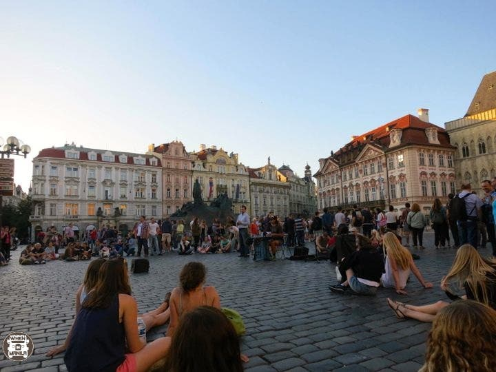 Wheninmanila When in Prague Old Town Square