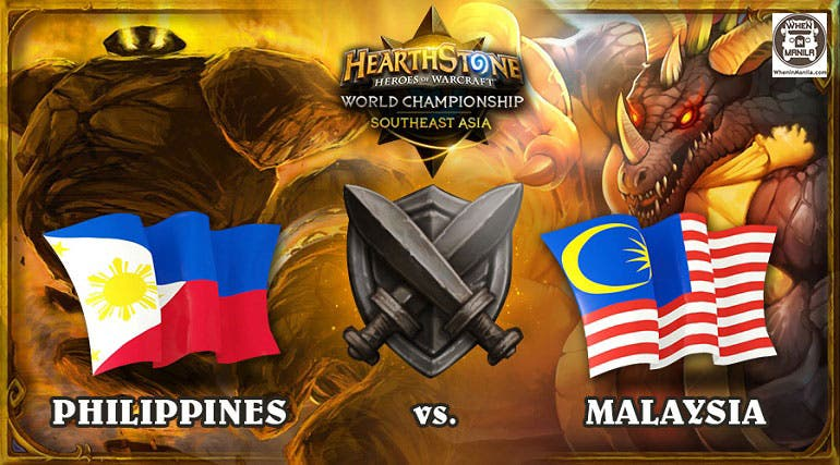 Help Vote for the Philippines to Host the Hearthstone World Championship SEA Finals!