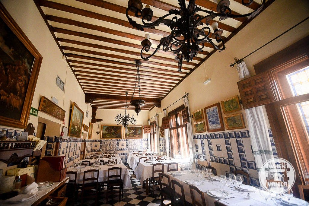 top-things-to-do-in-madrid-spain-when-in-manila-travel-blogger-arlene-briones-el-botin-oldest-restaurant-in-the-world