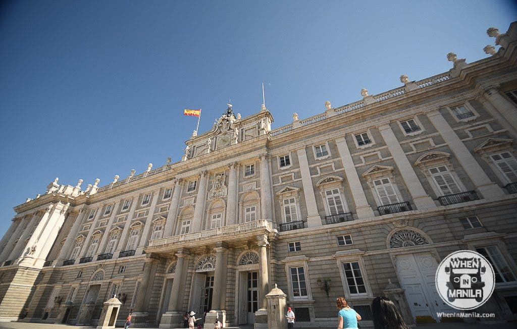 top-things-to-do-in-madrid-spain-when-in-manila-travel-blogger-arlene-briones-royal-palace
