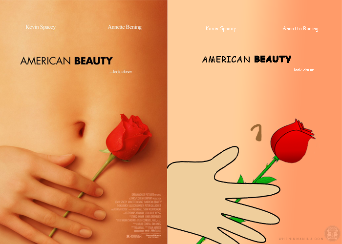 10 Famous Movie Posters Recreated In Comic Sans and Clip Art (1)