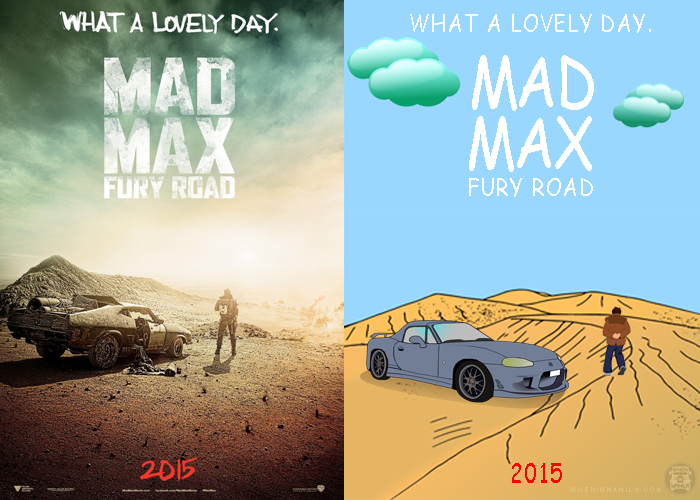 10 Famous Movie Posters Recreated In Comic Sans and Clip Art (2)