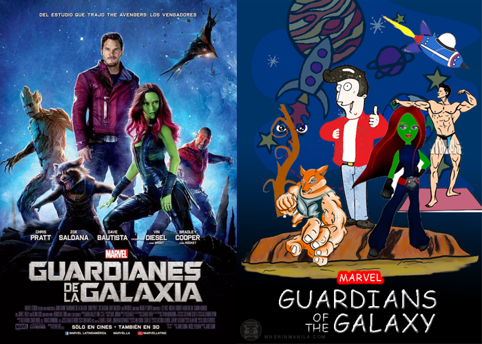 10 Famous Movie Posters Recreated In Comic Sans and Clip Art (4)