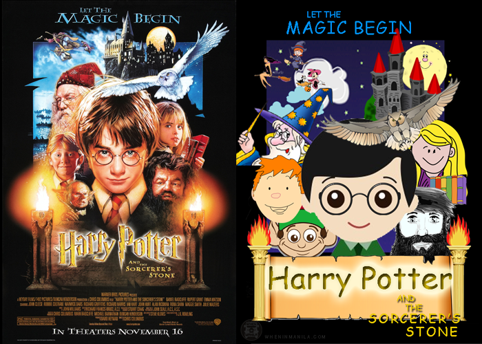 10 Famous Movie Posters Recreated In Comic Sans and Clip Art (7)