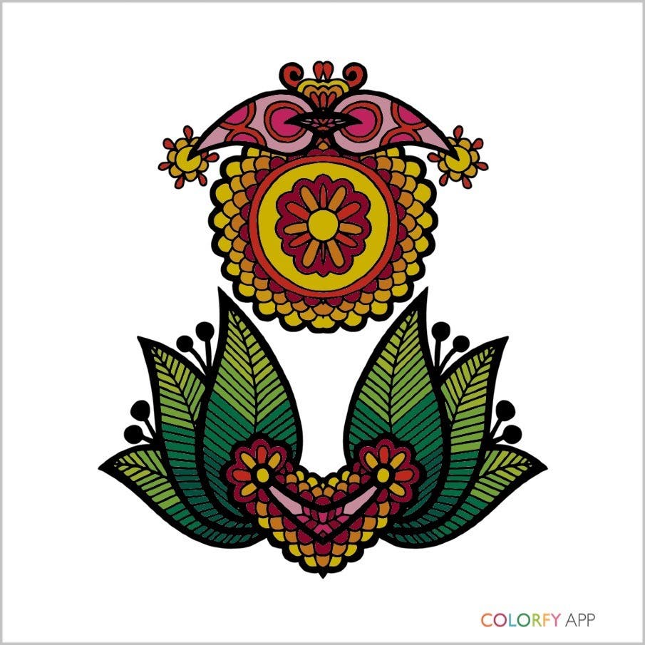Color your life with Colorfy!01