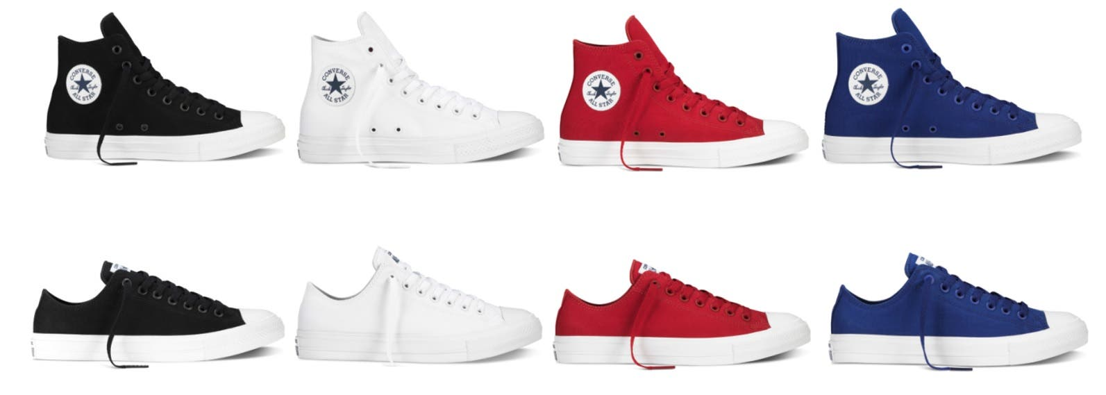 dc82dba58eba NEW Chuck Taylor All Star 2 Now in Manila  Converse Updates Iconic ...