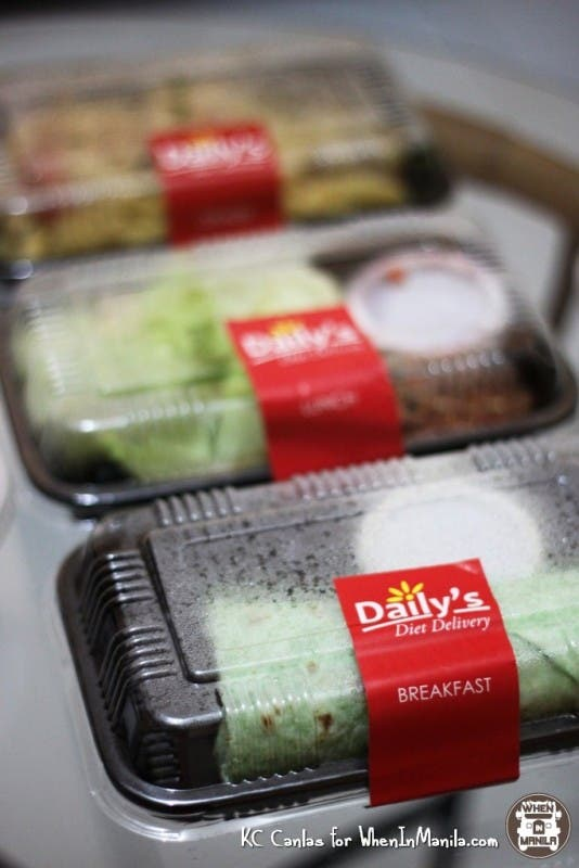 Daily's Diet (1)