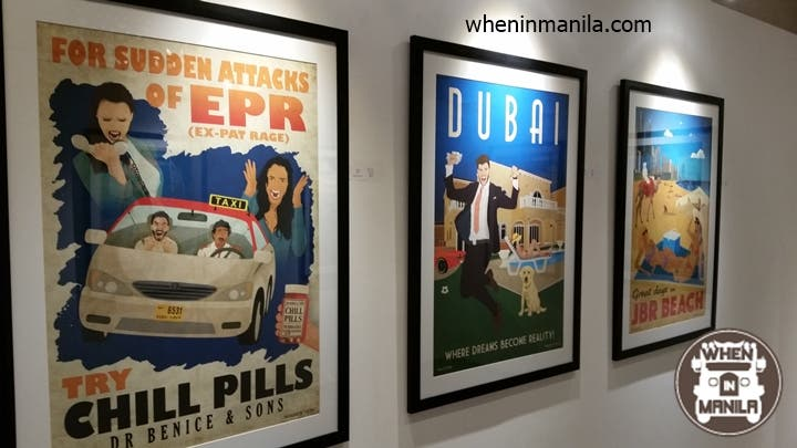 If you're into ancient history, find time to visit the Dubai Heritage House and Dubai Museum. After reaching the nearby metro station to that attraction, ride a taxicab and ask the driver to take you there. You will see a bunch of superb artworks at the Dubai Heritage House!
