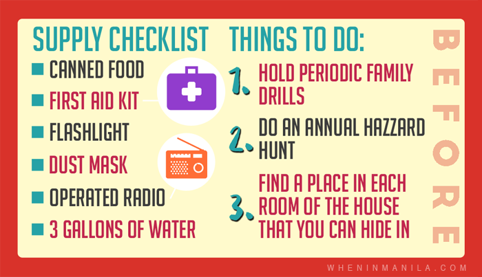 Earthquake Preparation - Tips and Information (1)