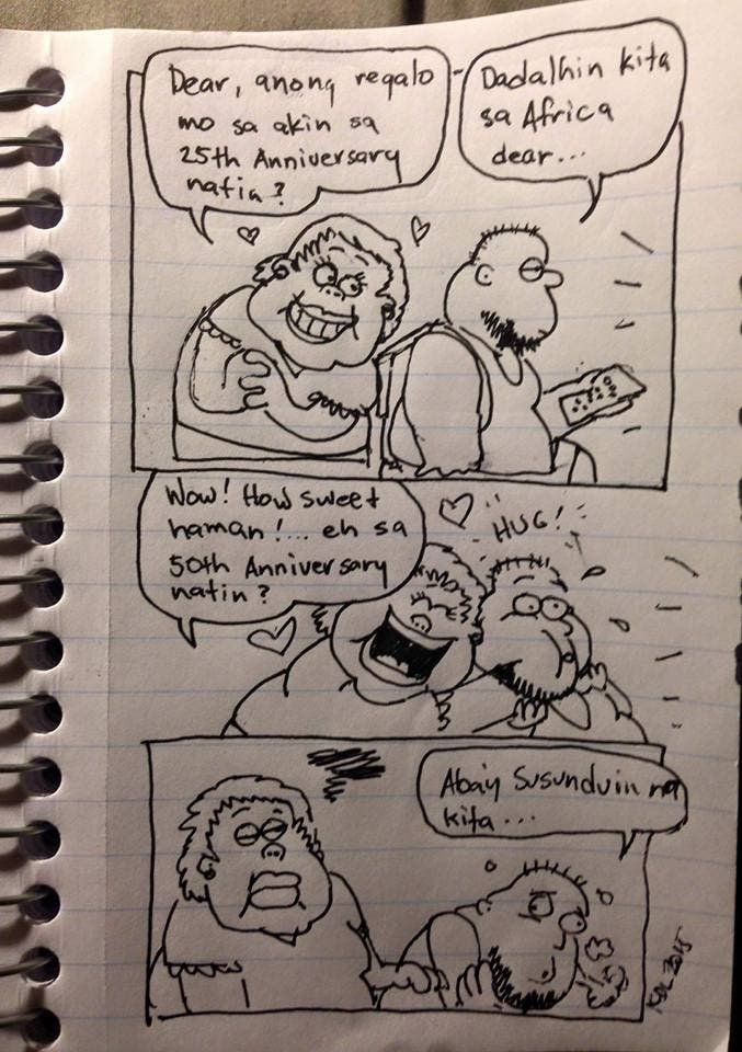 Funny Sketches to Brighten You Day (10)