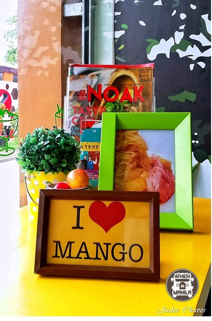 Mango Mania Decor