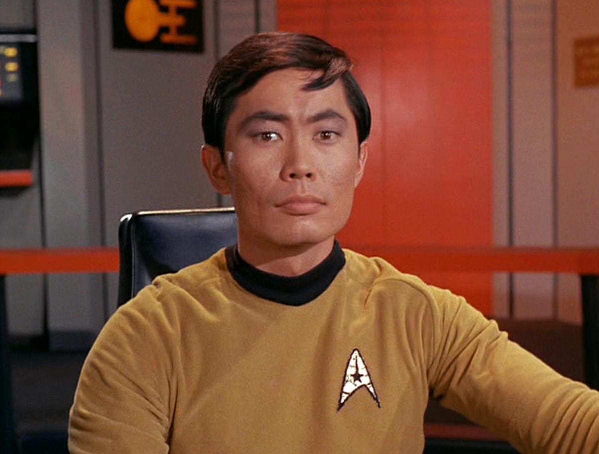 Star Trek Actor Reveals He is Named After a Philippine Sea