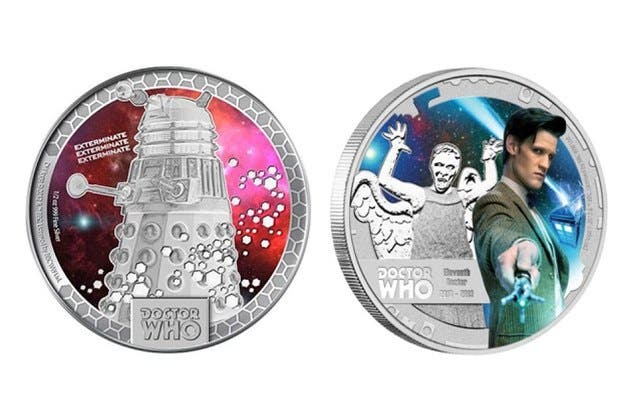 This Country Uses Pokemon, Disney, Doctor Who, and Star Wars as Their Official Money 3