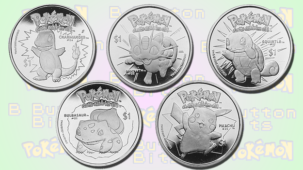 This Country Uses Pokemon, Disney, Doctor Who, and Star Wars as Their Official Money