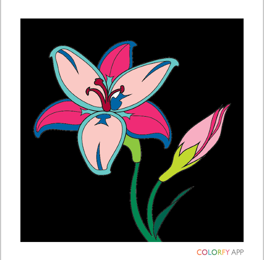colorfy-iOs-app-floral-sample