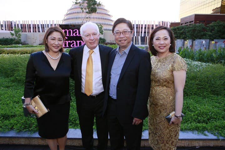 30 Iconic Years  Of Marie France Angeline Fiechter, Robin Horsman, George Siy, Jacqueline Share