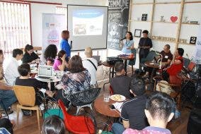 iVote, iWatch: Citizens Engaging and Watching Government for a Better Philippines