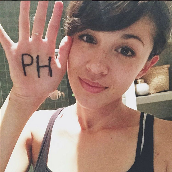 From Kina Grannis Instagram post