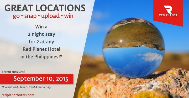 Red Planet Hotel Great Locations Contest Amorsolo WhenInManila (4)
