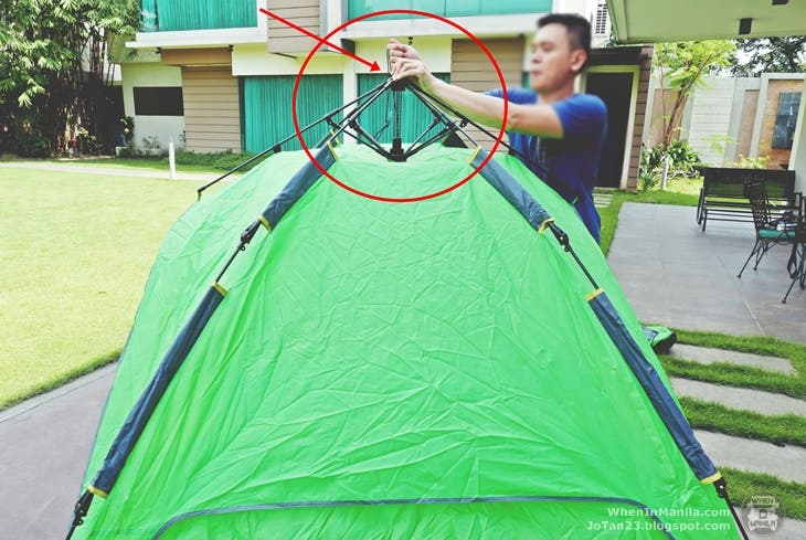 camperkid PH dome tent