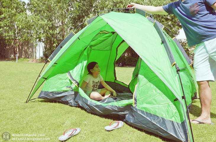 camperkid philippines dome tent