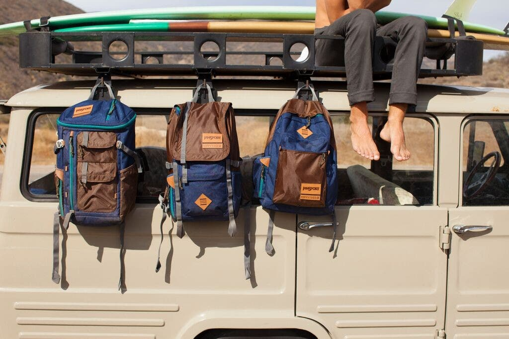 JanSport Fall 2015 Collaboration with Surf and Stone Lifestyle Brand ... eb61552e8e83
