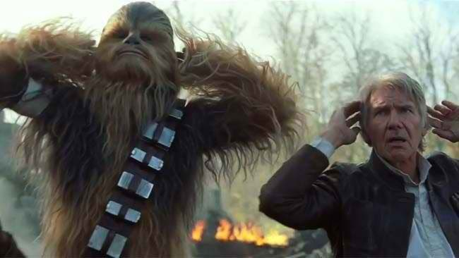 new star wars force awakens trailer