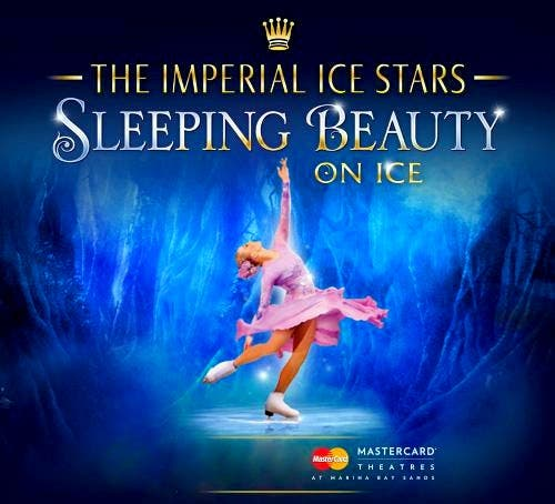 21st Century Sleeping Beauty Wakes & Skates Imperial Ice Stars Sleeping Beauty on Ice Review Marina Bay Sands, Singapore by Charles Angel WHENINMANILA when in manila WHENINMANILA (4)