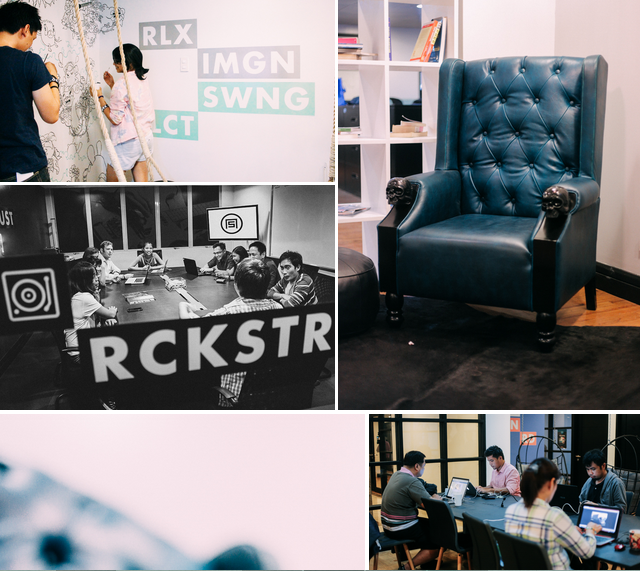 Co-working Spaces: Professional Working Environment for Students and Freelancers