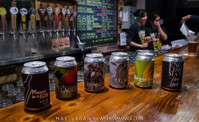Baguio Craft Brewery Mae Ilagan When In Manila Craft Beer (86 of 91)