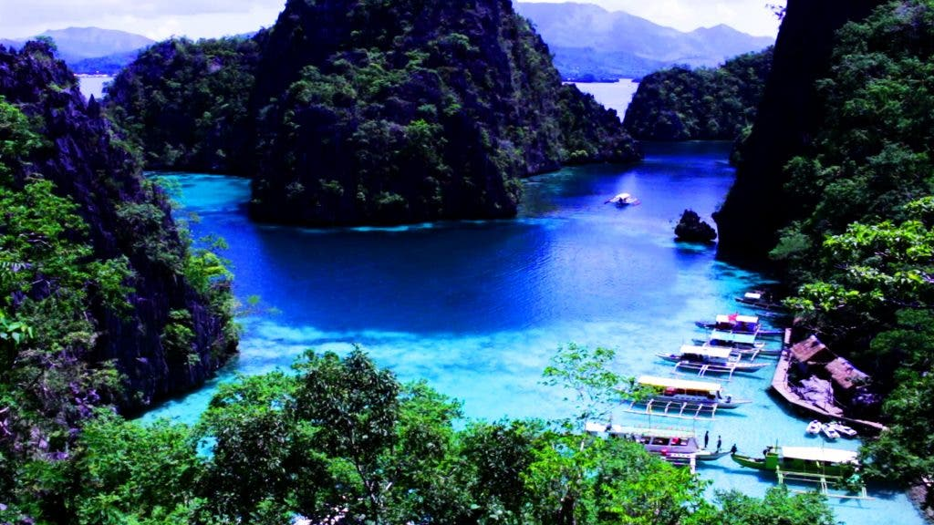 VIDEO: Coron Palawan in 2.5 Minutes