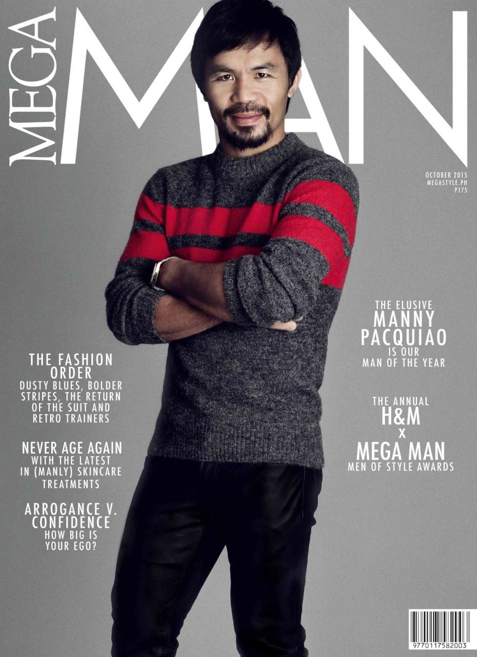 104709e22c095b MEGA Man Magazine Names Manny Pacquiao Man of the Year