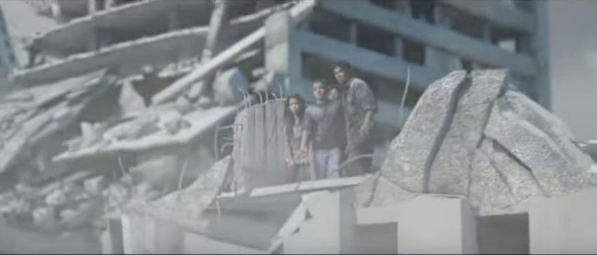 The West Valley Fault MMDA Earthquake Ad Looks Like an Apocalyptic Movie