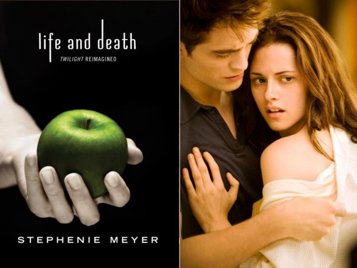 Twilight Reimagined Life and Death 10th anniversary