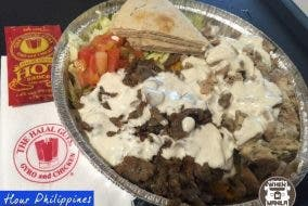 The Halal Guys Philippines Now Open in SM Megamall!