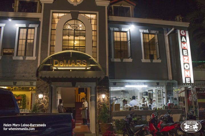 10 Unique Things We Love About DeMARS Restaurant in Antipolo