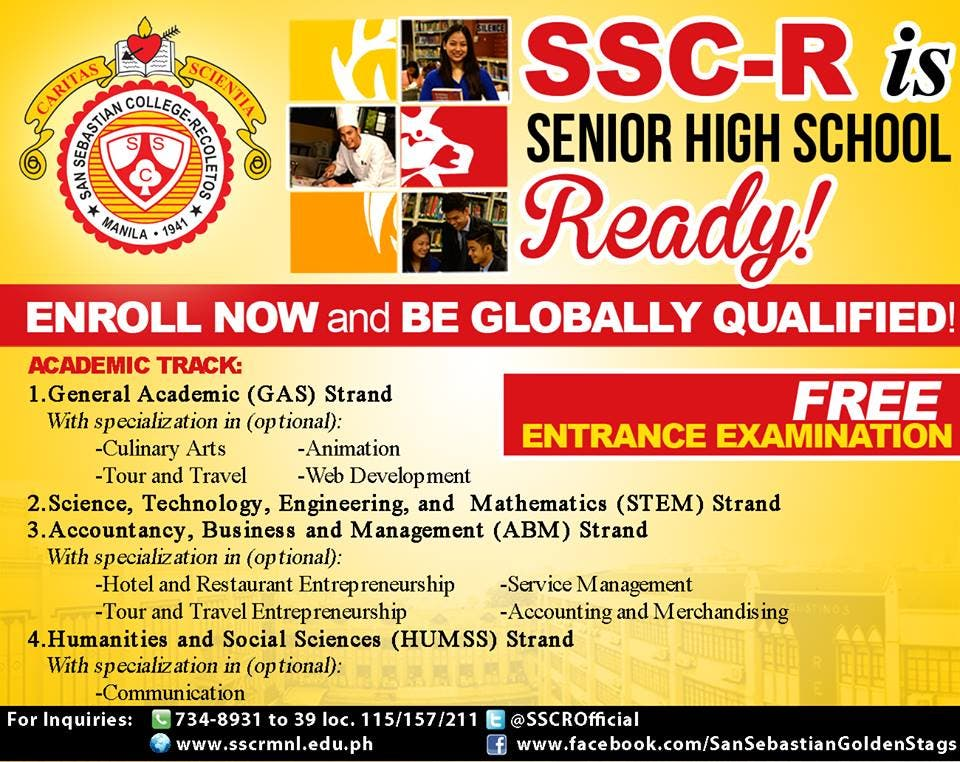 25 Senior High-Ready Colleges And Universities In Metro