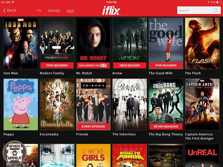 10 reasons why iflix is the best app for tv and movie buffs today naturally they keep updating their database as well so we can expect nothing but more awesomeness from iflix as time goes on stopboris Images