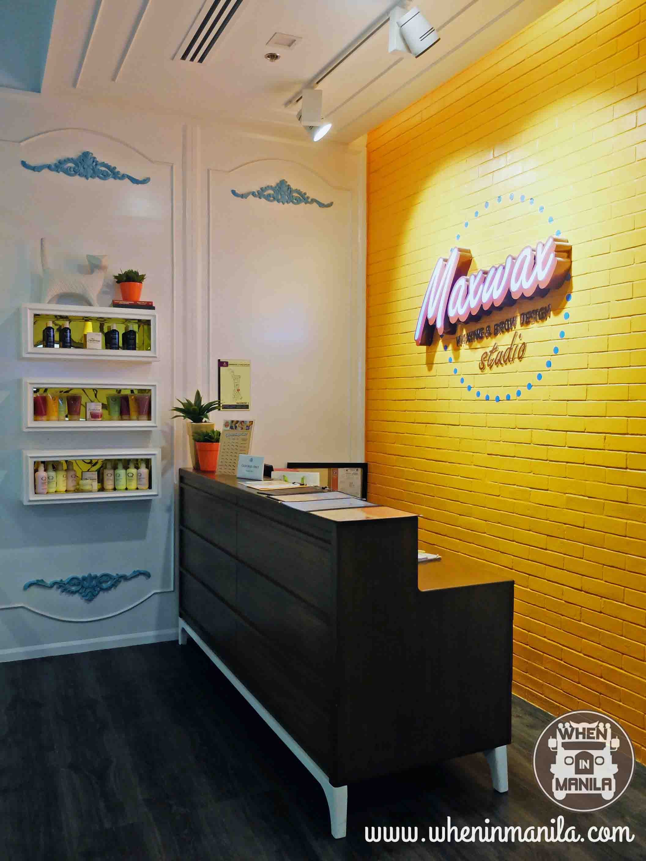 Maxwax Waxing And Brow Design Studio Now Open At Sm Aura When In