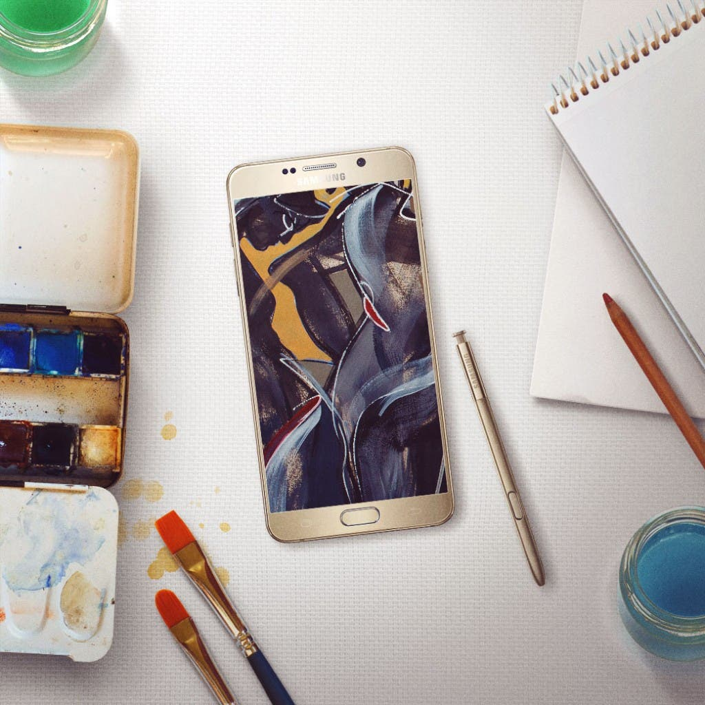 Samsung Galaxy Note 5 BenCab Limited Edition