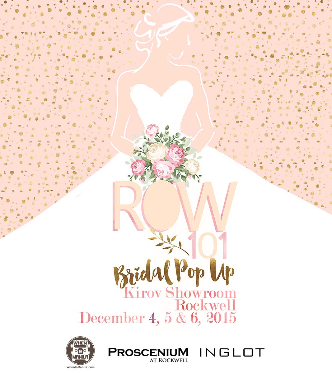 Bridal Pop-Up By Row 101