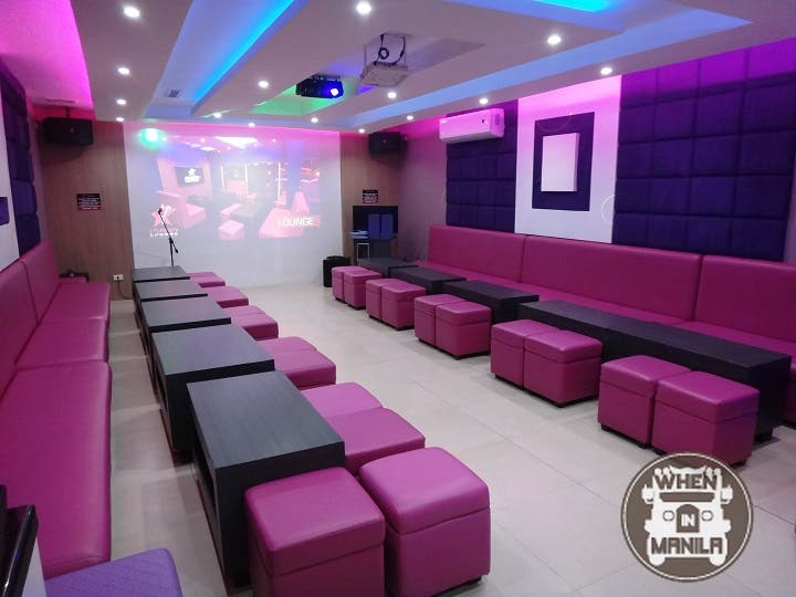 Celebrity Lounge Family KTV and Restobar