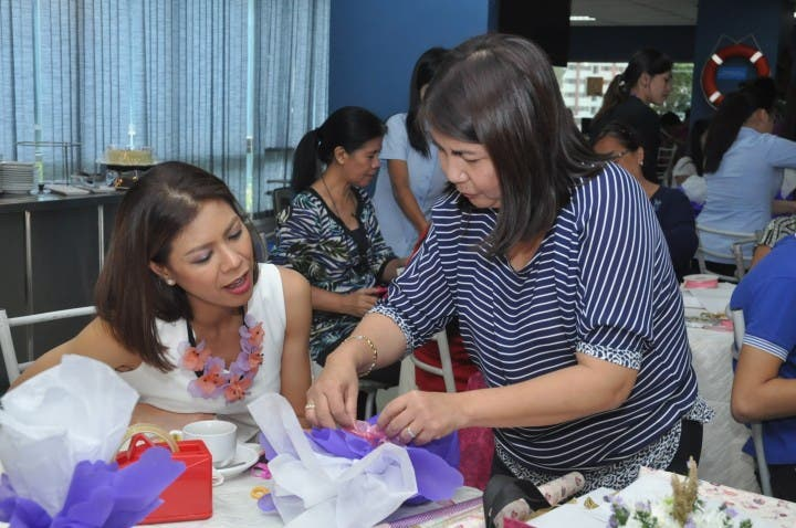Wives Unite for Power Over Cervical Cancer